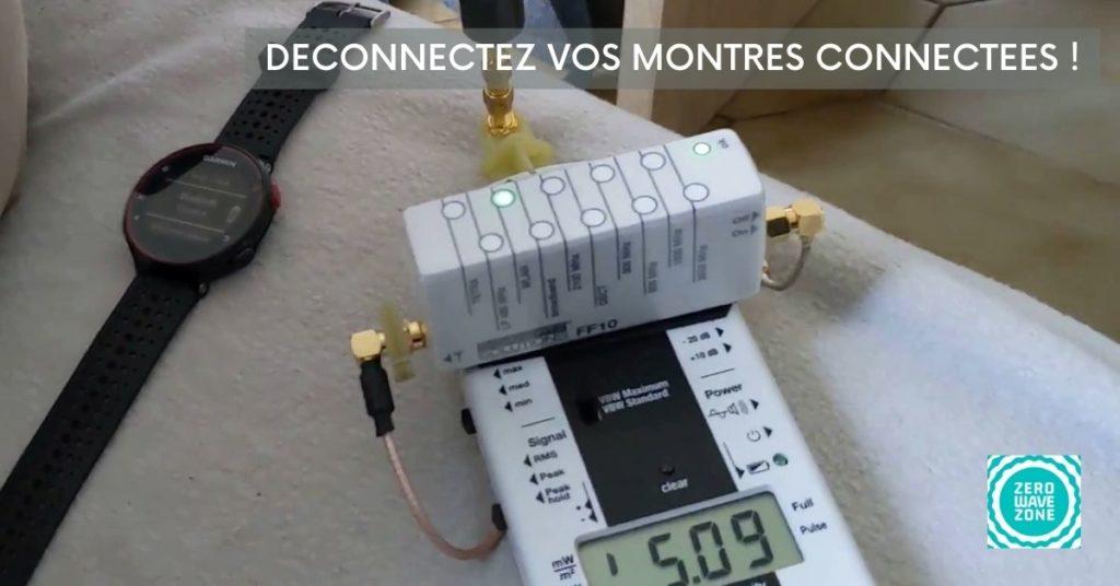 montre connectée